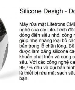 Máy rửa mặt Lifetrons CMD-100 tốt nhất thị trường